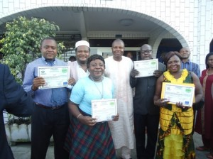 Local Government training in Cameroon